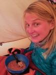 Camp 1 Dinner